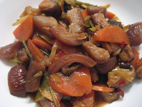 pork skin dish