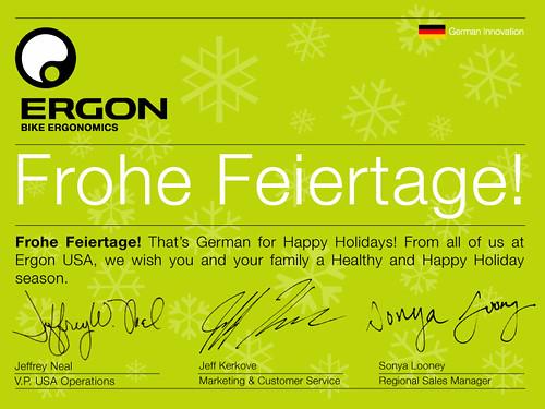 Ergon_Holiday_2009