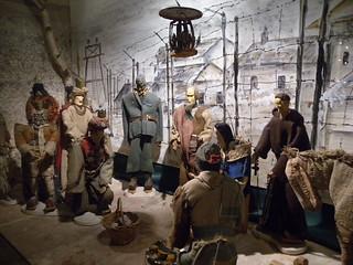 NATALE 1944 IL PRESEPE DI WIETZENDORF eseguito da soldati italiani deportati