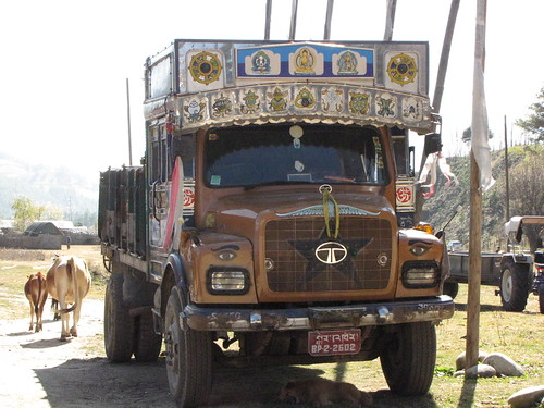 Tata transporter