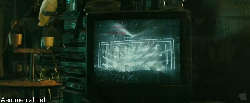 Iron Man 2 Trailer 2 Russia basement