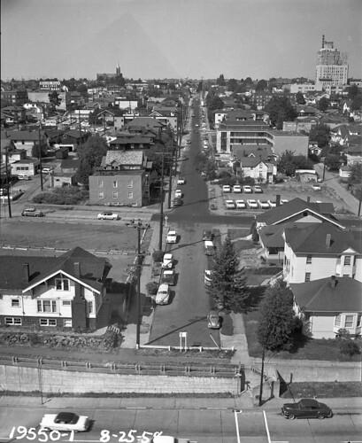 11th Avenue NE, 1958