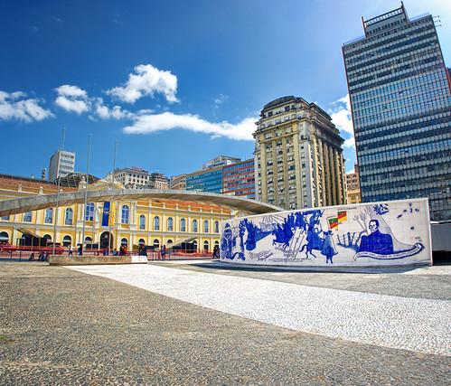 Praça Revolução Farroupilha