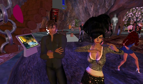 xavier, raftwet at the musicians lair