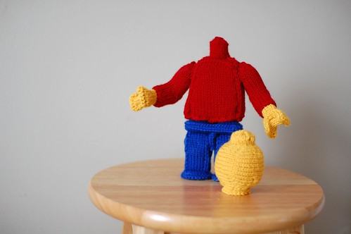 lego man without a head