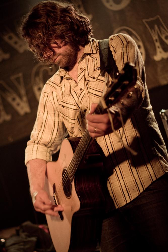 Drag The River (Winston, Amsterdam 18-12-2009)