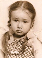 Little Oly... (Shirrstone Shelter dolls) Tags: portrait baby me girl childhood little cry olga oly olydoll