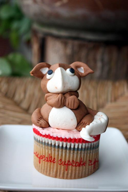 Cupcake doll 1
