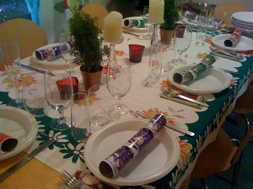 Adults' table