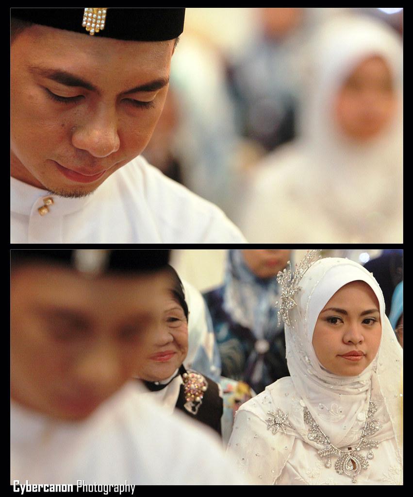 Pernikahan Amir & Diana