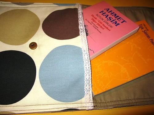 circle portföy (clutch) çanta detay