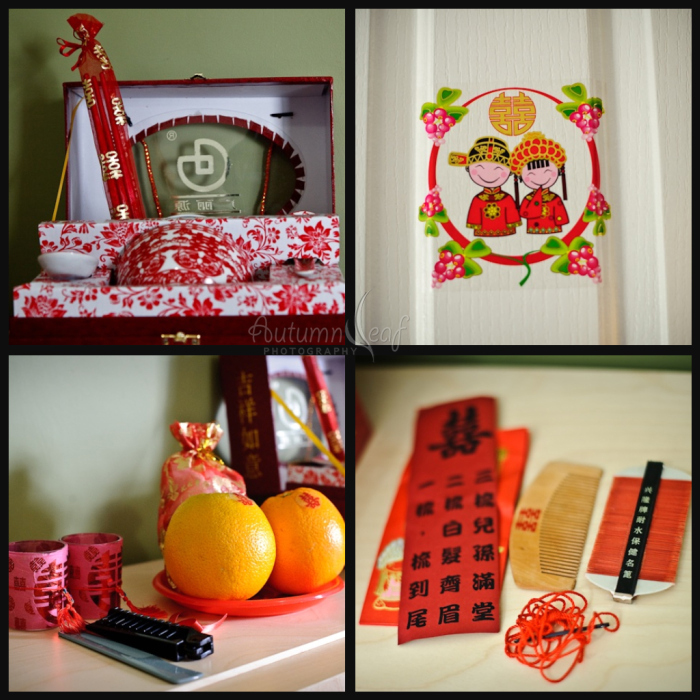 Clare & Nic's Wedding - Chinese Custom collage (by Autumnleaf Photography)
