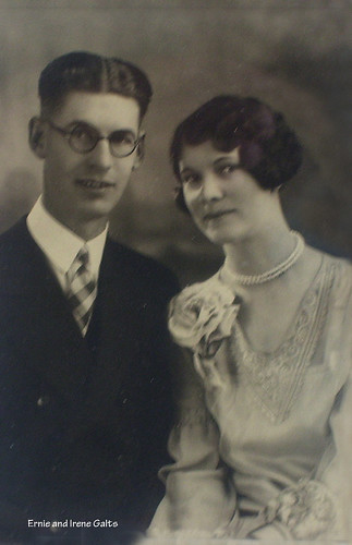 Ernie and Irene Galts