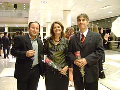 Thomas, Joyce e Orlando