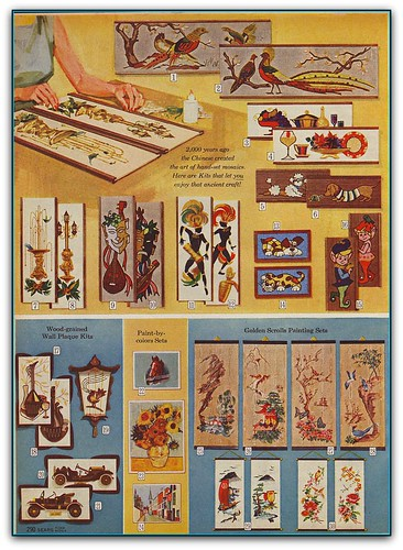 Page 290 Sears Wish book 1964