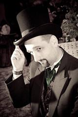 Dickens Fair (brianjmatis) Tags: sanfrancisco christmas holiday festive kurt dickensfair cowpalace
