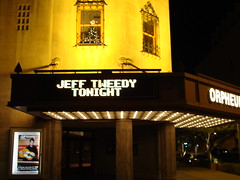 Jeff Tweedy solo show