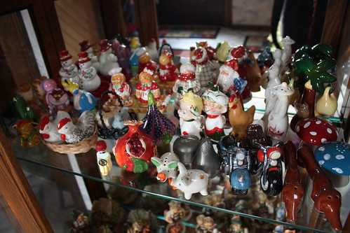Salt & Pepper Shaker Collection