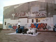 snv shatter house remains (heavens_too_far) Tags: graffiti primo kyre htf gnar jyve snv levra
