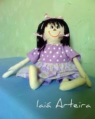 Boneca BIA - para quem será?