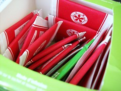 2010/04/01 (yummysmellsca) Tags: red flower green project paper drink box chinese january dry cardboard 365 greentea teabag teas oolong jan4 project365 jan42010
