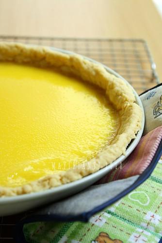 Kue Lontar ( Egg Tart )