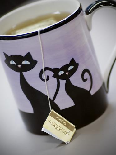 5/365 - Jasmine green tea