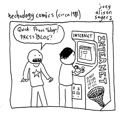 technology comics