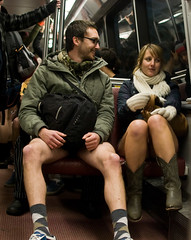 DSC_1380 (Chris DiGiamo) Tags: 35mm prime dc washington nikon ride metro f18 pantless 2010 wmata d40 january10th nopantsmetroride pantlessmetro pantslessmetroride