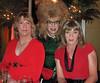 Kristen, Rita and Stephanie (ritaknight1999) Tags: red party hair drag tv big cd rita crossdressing queen tgirl transgender wig tranny transvestite knight transgendered crossdresser trannie