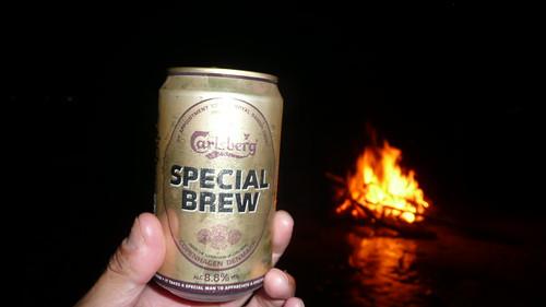 Carlsberg Special Brew, Malaysia