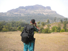 Trek to Kohoj Fort (Raju Bist) Tags: