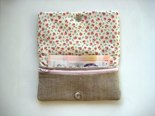 Dream Zakka Purse OOAK