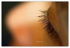 Eyelashes (jockchau) Tags: portrait people macro eye face nikon eyelashes d200 macrophotography tamron90mmf28