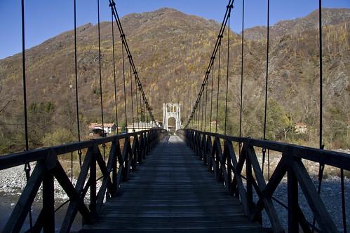 Isola (VC), Bridge over Sesia River #2