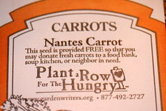 free seeds for the hungry