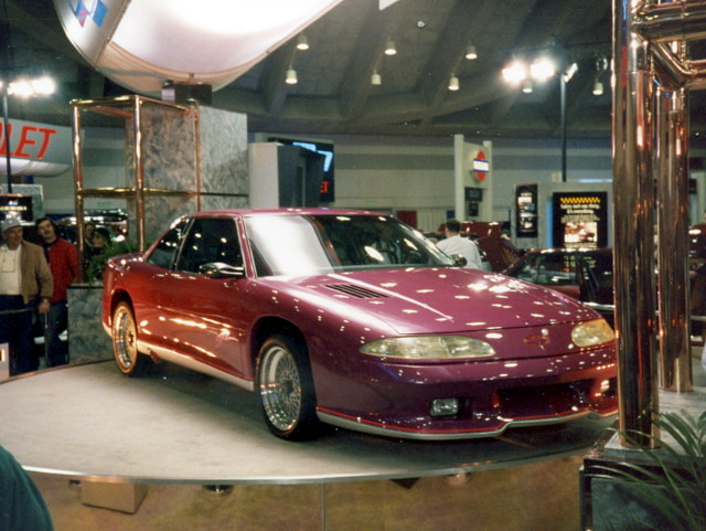 chevy 1991 carshow lumina conceptcar baltimoremd baltimoreconventioncenter sr2 motortrendinternationalautoshow