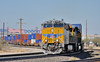 Union Pacific GE ES44AC 7908 and an EMD SD70M lead an eastbound container train as it departs from Tucson (Arizona) yard, January 12, 2010 (Ivan S. Abrams) Tags: railroad chicago phoenix up train losangeles illinois nebraska tucson railway trains unionpacific railways e9 e8 uprr sd402 sw1500 sd40 gp402 sd70m c449w es44ac mp15dc bensonarizona northplattenebraska sybilarizona ivansabrams pimacountyarizona cochisecountyarizona davidsoncanyonarizona lacienegaarizona abramsandmcdanielinternationallawandeconomicdiplomacy ivansabramsarizonaattorney ivansabramsbauniversityofpittsburghjduniversityofpittsburghllmuniversityofarizonainternationallawyer