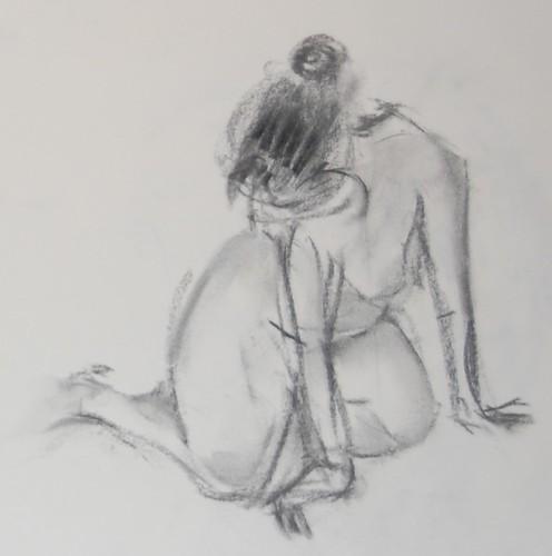 Figure Sketch 23/1/10 #3