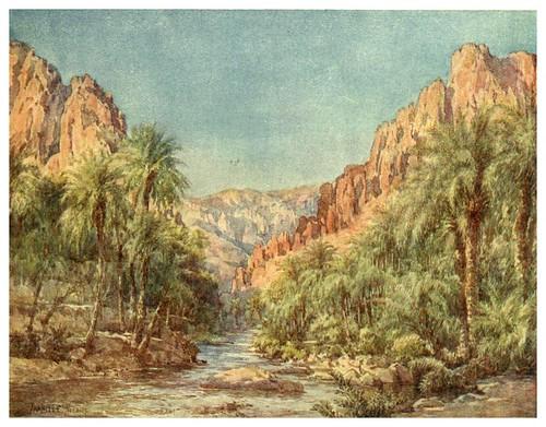006- Las puertas del desierto en Argelia-Algeria and Tunis (1906)-Frances E. Nesbitt