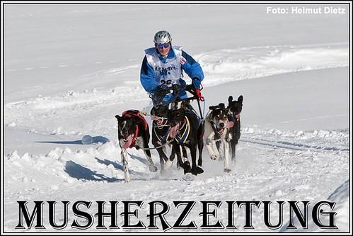 Alpen-TraiL: Helmut Peer, ESDRA-Europameister 2010