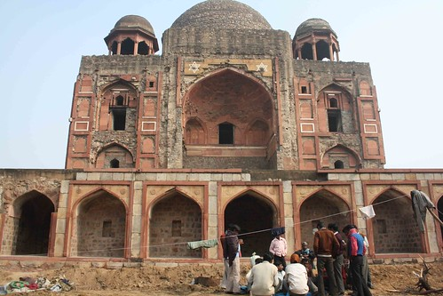 City Landmark - Khan-i-Khana's Tomb, Nizamuddin East