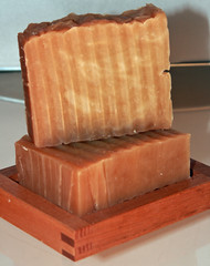 Rayne's Purely Herbal Shampoo Bar Essential Oil (aftertherayne) Tags: herbal clove neem patchouli shampoobar handmadesoapaftertheraynezozcacoldprocesssoap