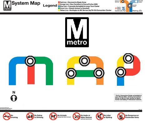 New Subway Map