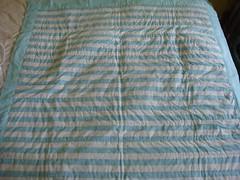 quilt back