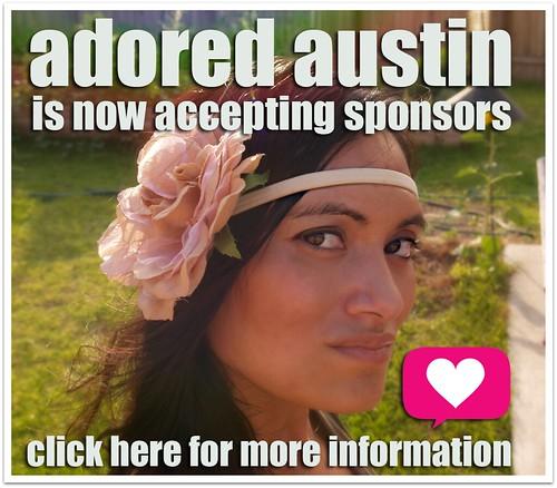 Sponsor Adored Austin