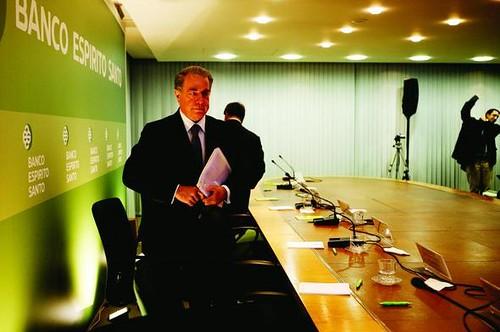 Ricardo Espírito Santo CEO - Banco Espírito Santo ©i Jornal