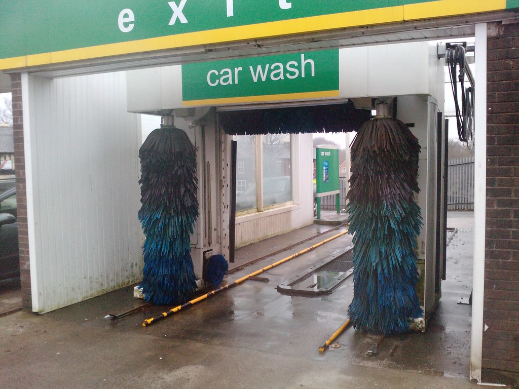 Conveyor Car Wash Uk