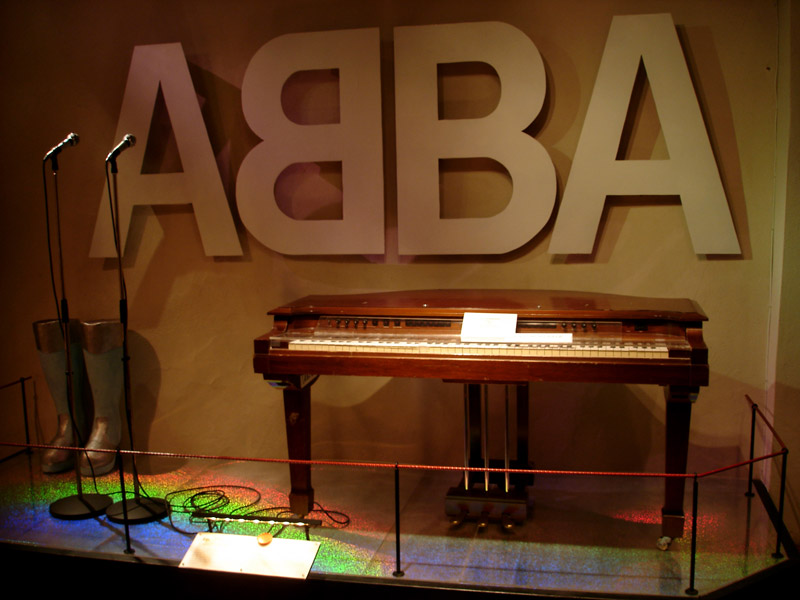 Musik Museet Stockholm ABBA