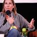 Tamara Davis speaks at the Cinema Cafe: On Art And Culture